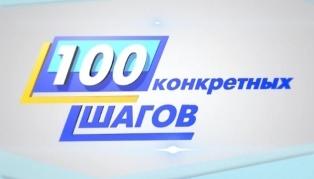 План нации -  100 конкретных шагов